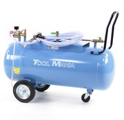 TM TM Dry foam maker with gun and 100l tank