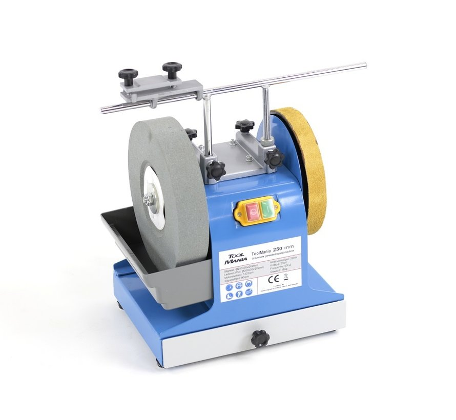TM 250 mm Universal-Werkzeugschleifer