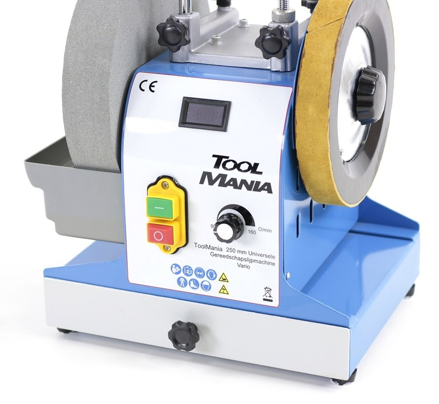 TM 250 mm Variabele Universele Gereedschap slijpmachine