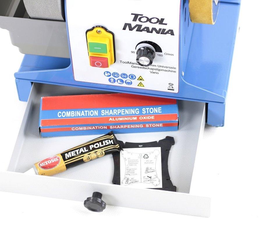 TM 250 mm Variabler Universal-Werkzeugschleifer