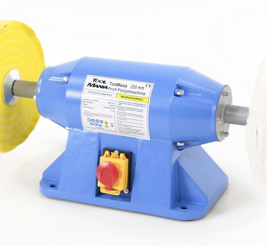 TM 250 mm Profi Polishing machine 230v