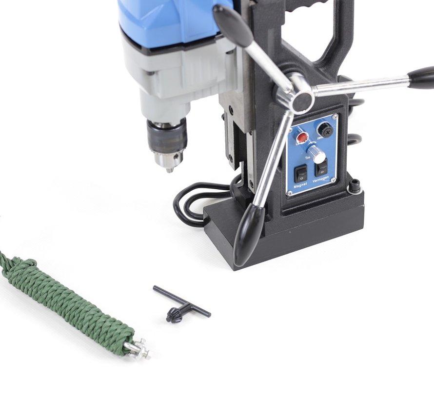 TM 13 mm Magneetboormachine met Variabel Toerentalregeling 230v