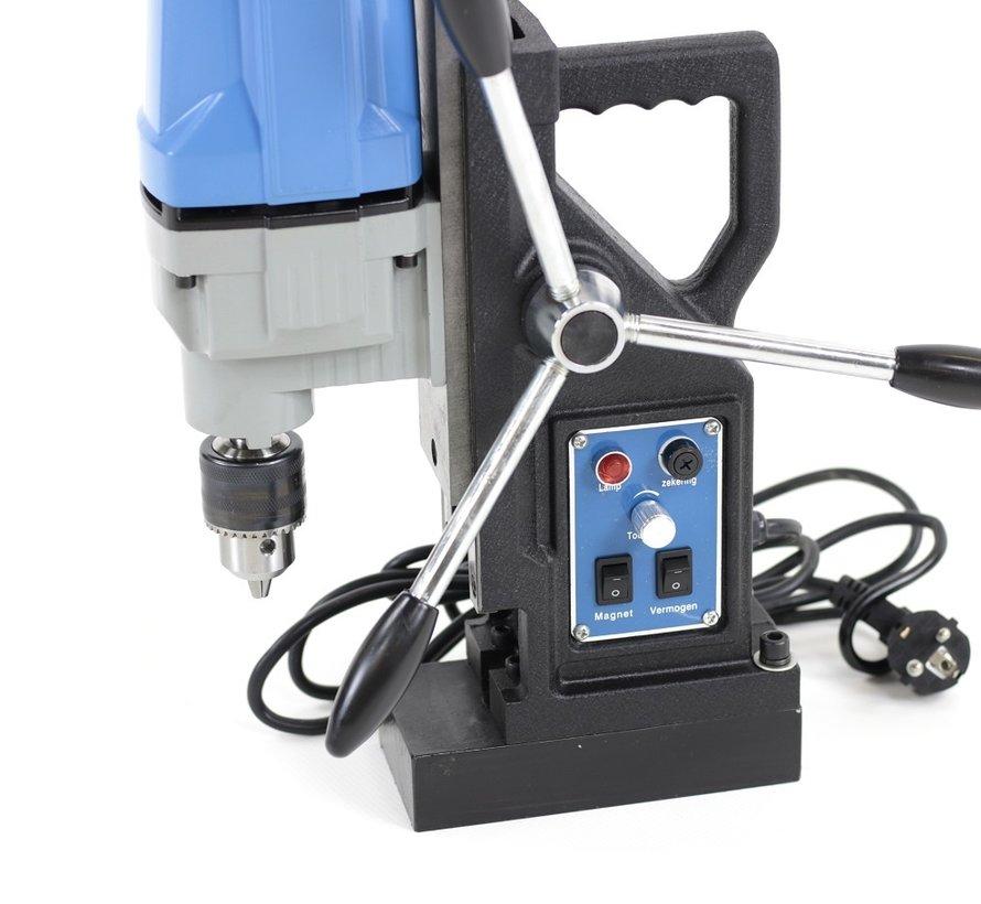 TM 13 mm Magnetbohrer mit variabler Drehzahlregelung 230V