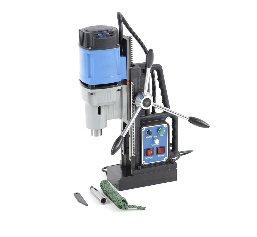 TM Magnetic drilling machine with MT2 and MT3 pickup and Variable speed control 230V