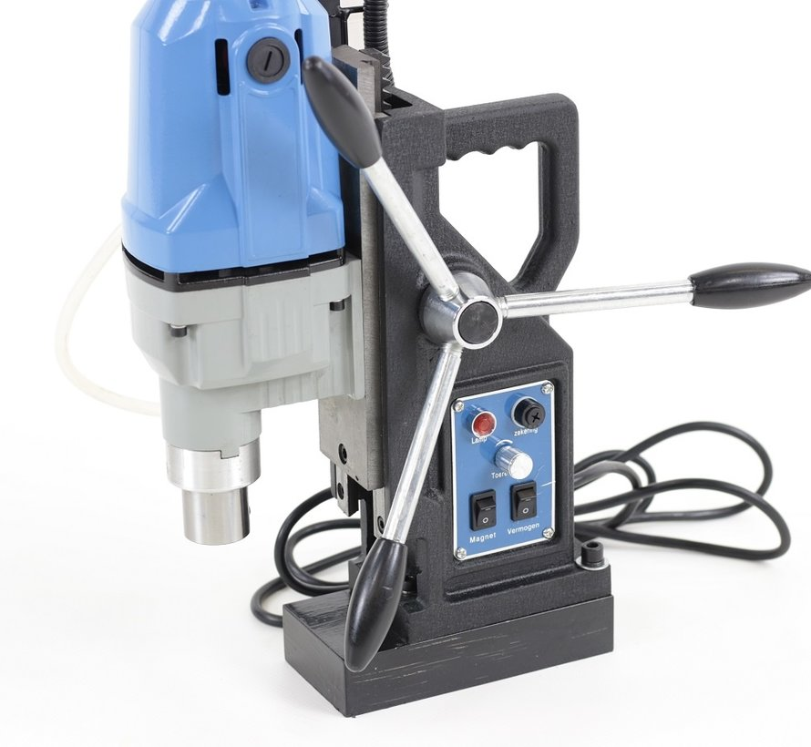 TM Magnetic drill with Weldon mount and Variable speed control 230V
