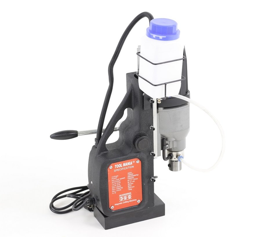 TM Magnetbohrmaschine mit Tap-Funktion und Weldon-Aufnahme