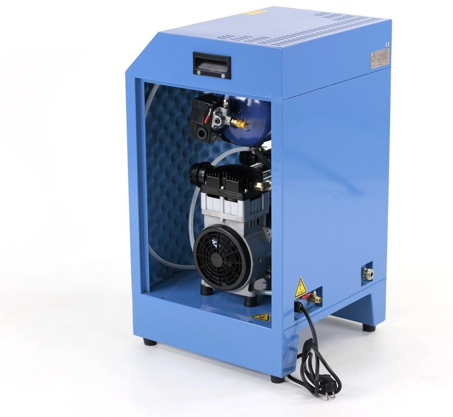 TM ULTRA Geräuscharmer Kompressor V1 240 l / pm 230 V