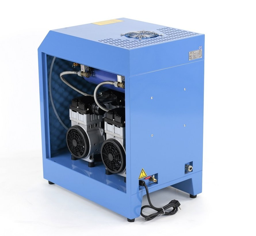 TM ULTRA Low Noise Compressor V2 480 l/pm 230v