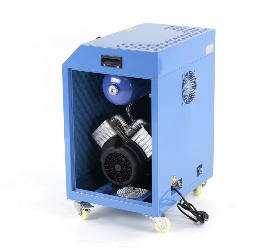 TM ULTRA Geräuscharmer Kompressor X1 260 l / pm 230 V