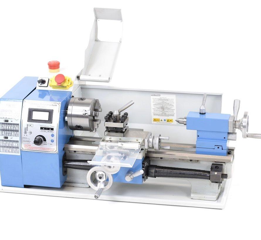 TM 180 x 300 Vario Metalldrehmaschine mit Digitalanzeige