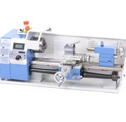 TM TM 210 x 400 Vario Metal lathe with digital display