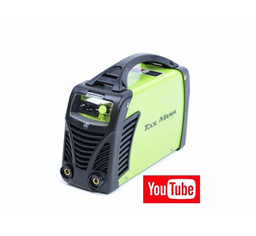 TM 200 IGBT-Schweißgerät mit Digitalanzeige