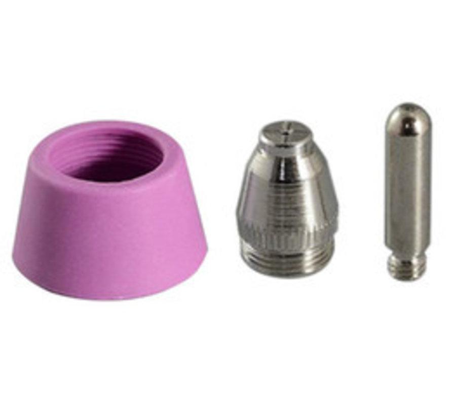 Keramikbecherset für Plasmaschneider TM CUT 60