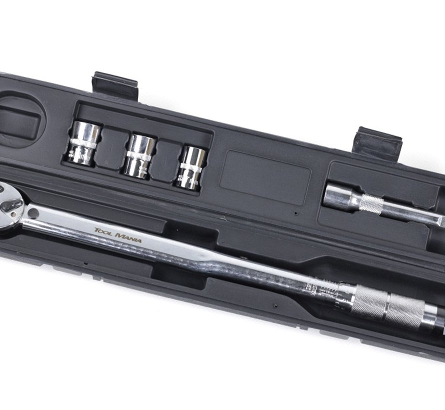 "TM 5-part 1/2 ""Torque wrench 28-210 Nm"