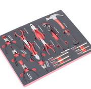 TM TM Premium Werkzeugfüllung mit Carbon Look Inlay Modell 6