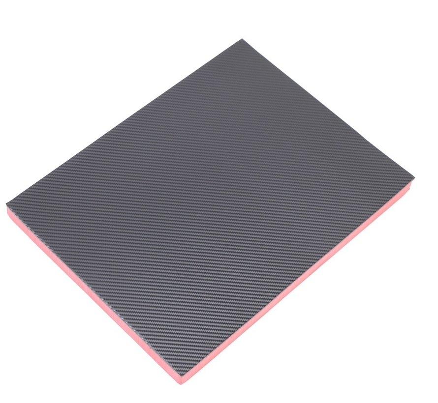 TM Carbon Look Foam Inlay 520 x 395 x 30 mm voor Gereedschapswagen