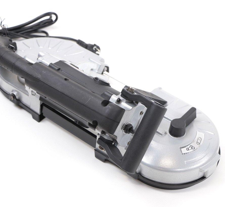 TM 114 Professionelle tragbare variable Metallbandsäge
