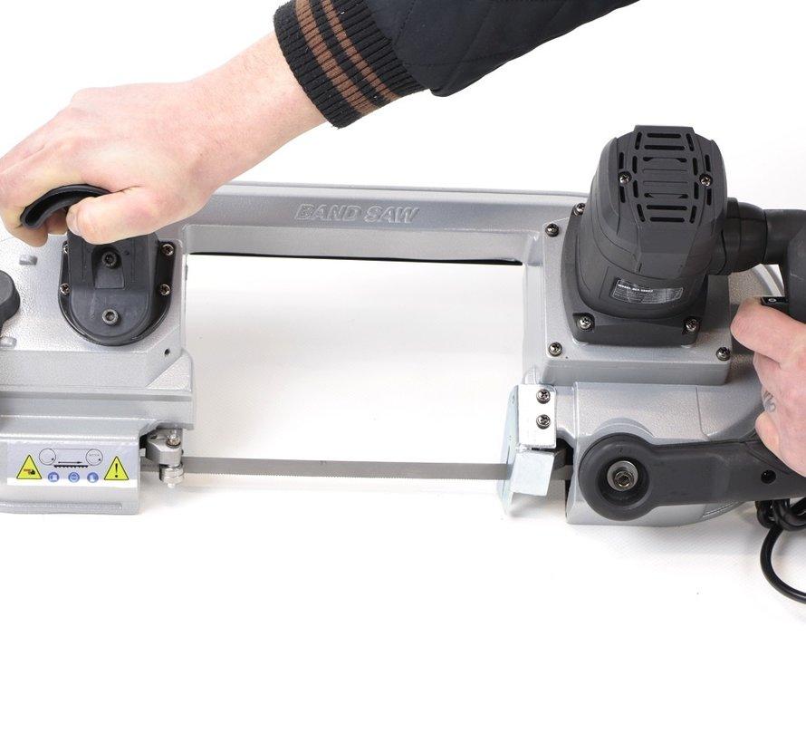 TM 200x100 Professionele Draagbare Variabele Metaallintzaagmachine