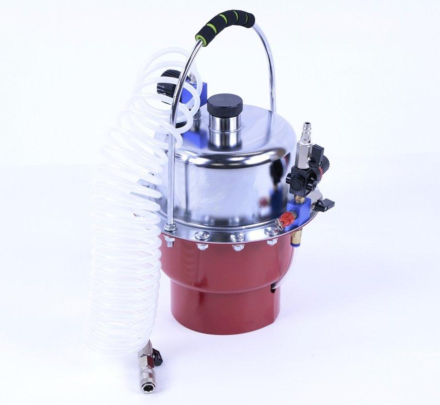 TM Professional Pneumatische Bremsentlüftung mit Adaptersatz