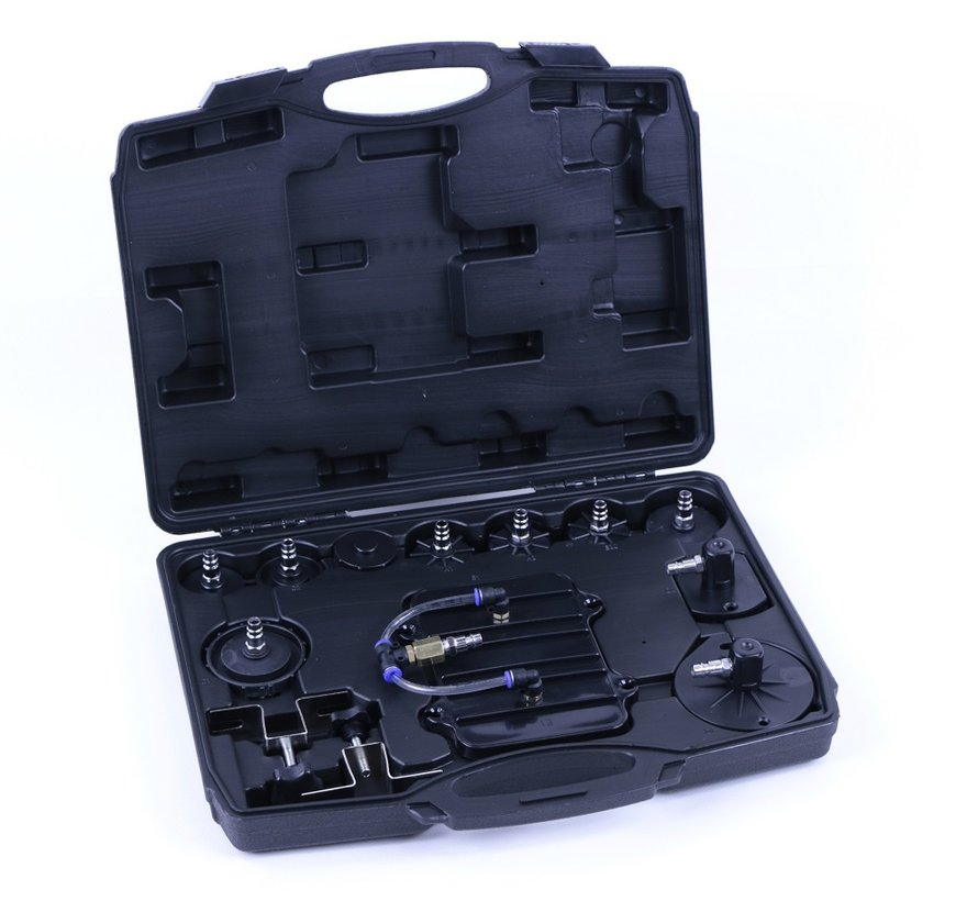 TM Professional Pneumatic brake breather with adapter set
