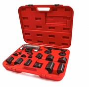 TM TM 21 Delige Professionele Fuseekogel Demontage Set