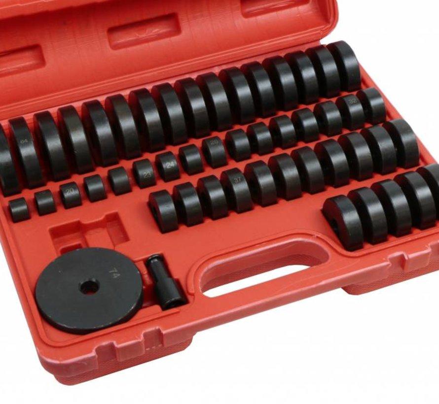 TM 51-teiliges Demontage-Set für Radlager und Dichtung 18 - 65 mm.