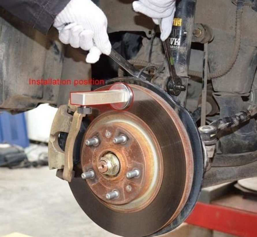 TM Magnetische Camber Wieluitlijning Meter