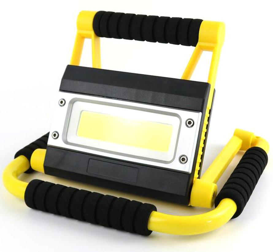 TM LED Arbeitslampe - Konstruktionslampe COB LED 20W 1500 Lumen