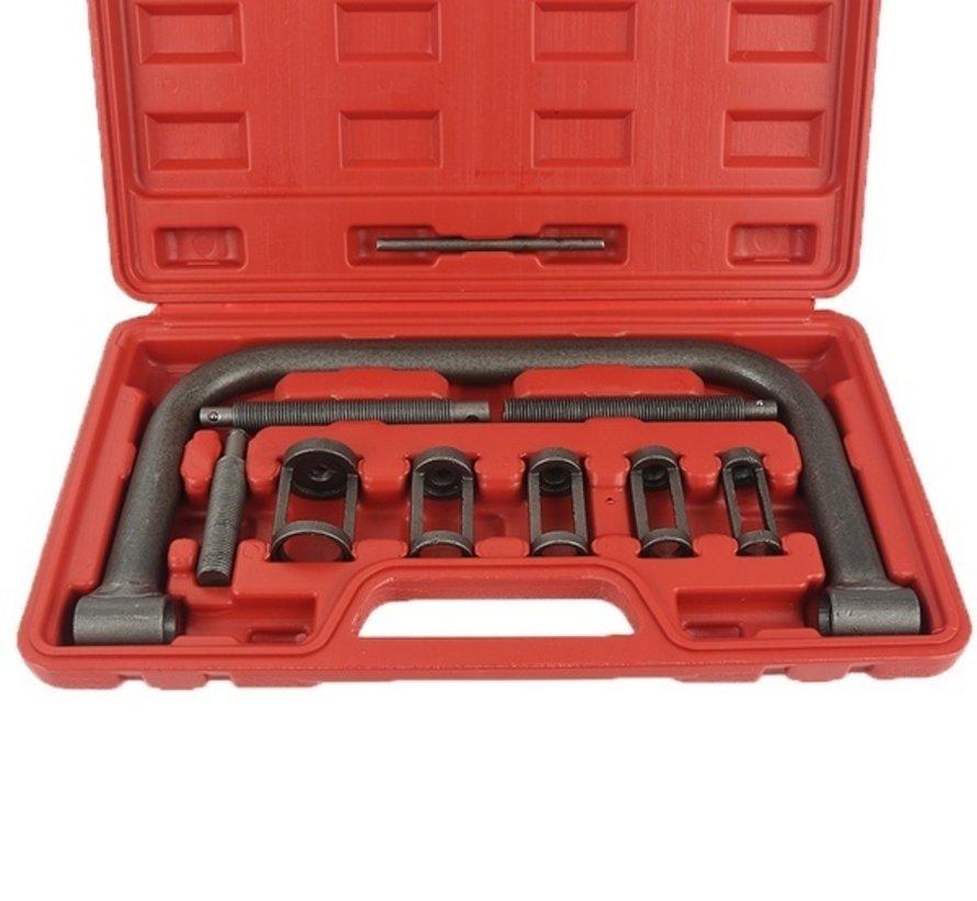 TM 10-teiliges Demontageset für Ventilfedern, Werkzeugset für Ventilfederspanner
