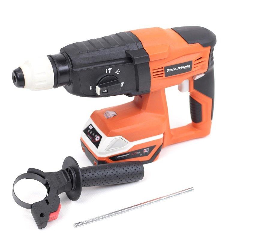 TM Professional 20 Volt 3.0AH Akku-Hammer / Schlaghammer
