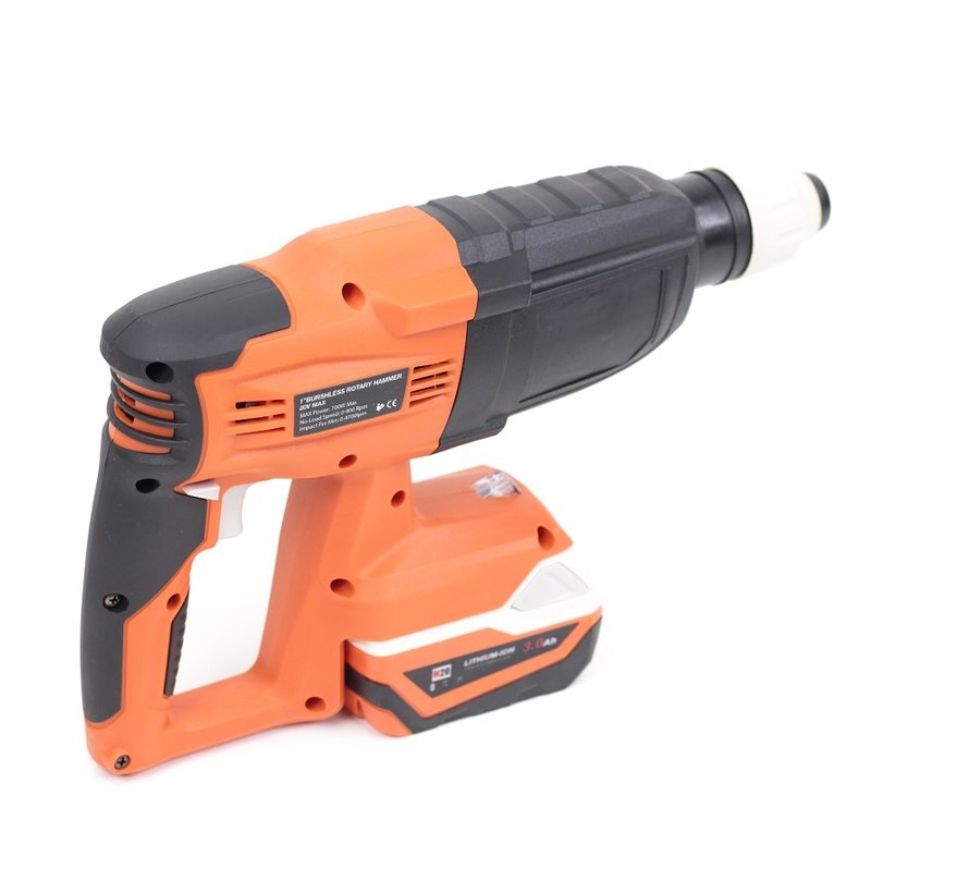 TM Professional 20 Volt 3.0AH Cordless Hammer / Impact Hammer