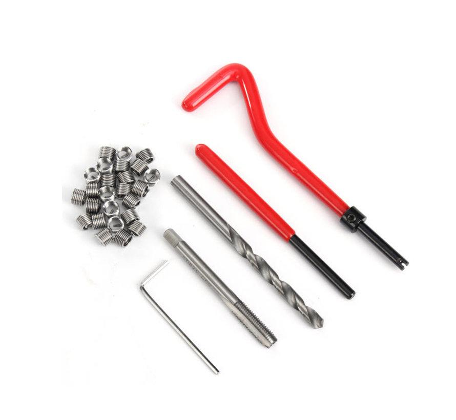 TM 15 piece Metric Screw Thread Repair Kits M9x1.25