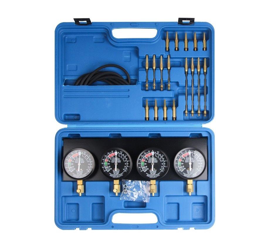 TM Carburateur Synchronisatie Set 4-kloks