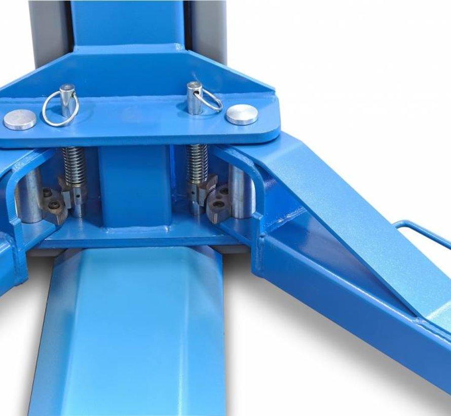 TM Professional 2 Column Hydraulic Lift Bridge 4 Ton V2
