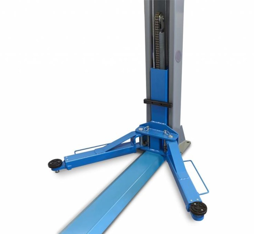 TM Professional 2-Säulen-Hydraulikliftbrücke 4 Tonnen V2