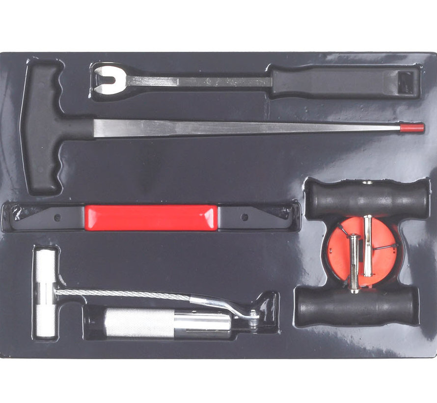 TM 7 Piece Car Window Removal Set Complete