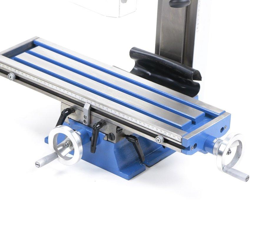 TM BF 16 Fräsmaschine Großer Tisch V2