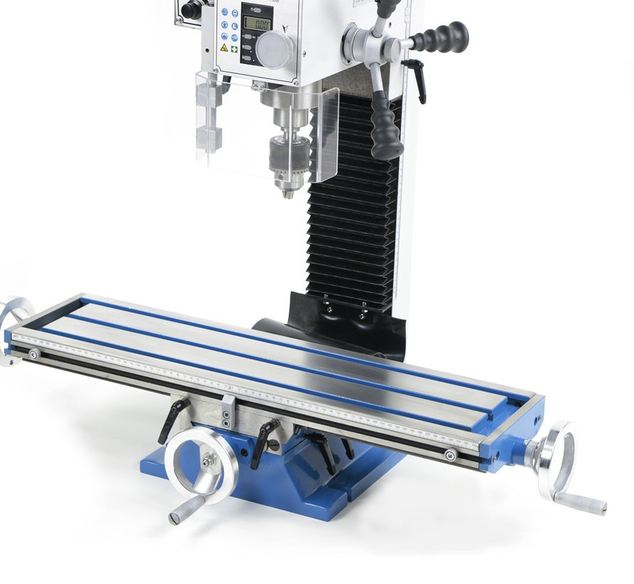 TM BF 25 Fräsmaschine Großer Tisch V2