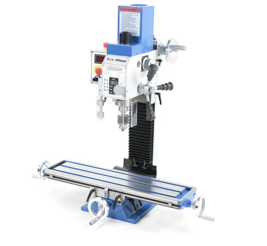 TM BF 30 Fräsmaschine Großer Tisch V2 - Copy