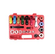 TM TM 22 Piece Disconnection Set For Air Conditioning Pipes, Fuel Pipes And Oil Pipes