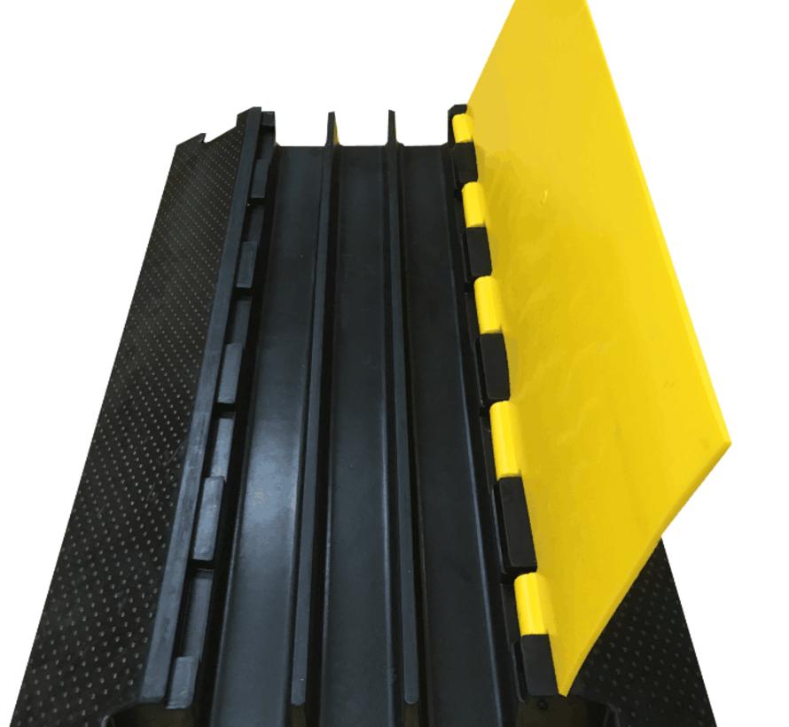 TM 91 cm Kabelbrug / Kabelgoot Met Klep en 3 kanalen