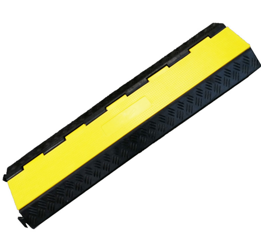 TM 100 cm Cable Bridge / Cable Tray With Cover and 2 channels