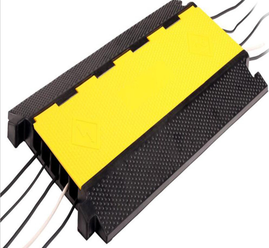 TM 90 cm Cable Bridge / Cable Tray With Valve and 5 channels