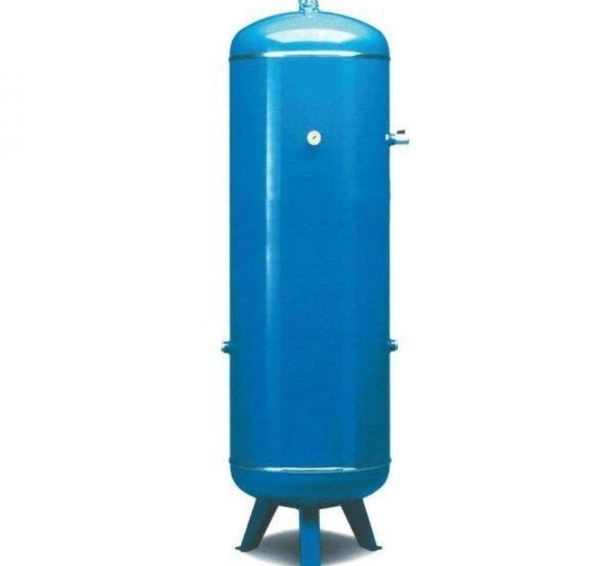 TM Pressure vessel, Compressor Tank vertical 1500 Liter, 12 Bar MADE IN ITALY