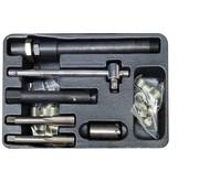 TM TM M14 x 1,25 Draad reparatieset / Helicoil voor bougies