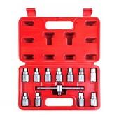 TM TM 12 Piece Crankcase Plug Socket Set
