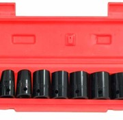 "TM TM 10-Piece set with 1/2 ""Metric Hexagon - Force Sockets Set"