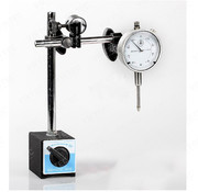 TM TM Analogue Magnetic Clock Stand with Dial Indicator