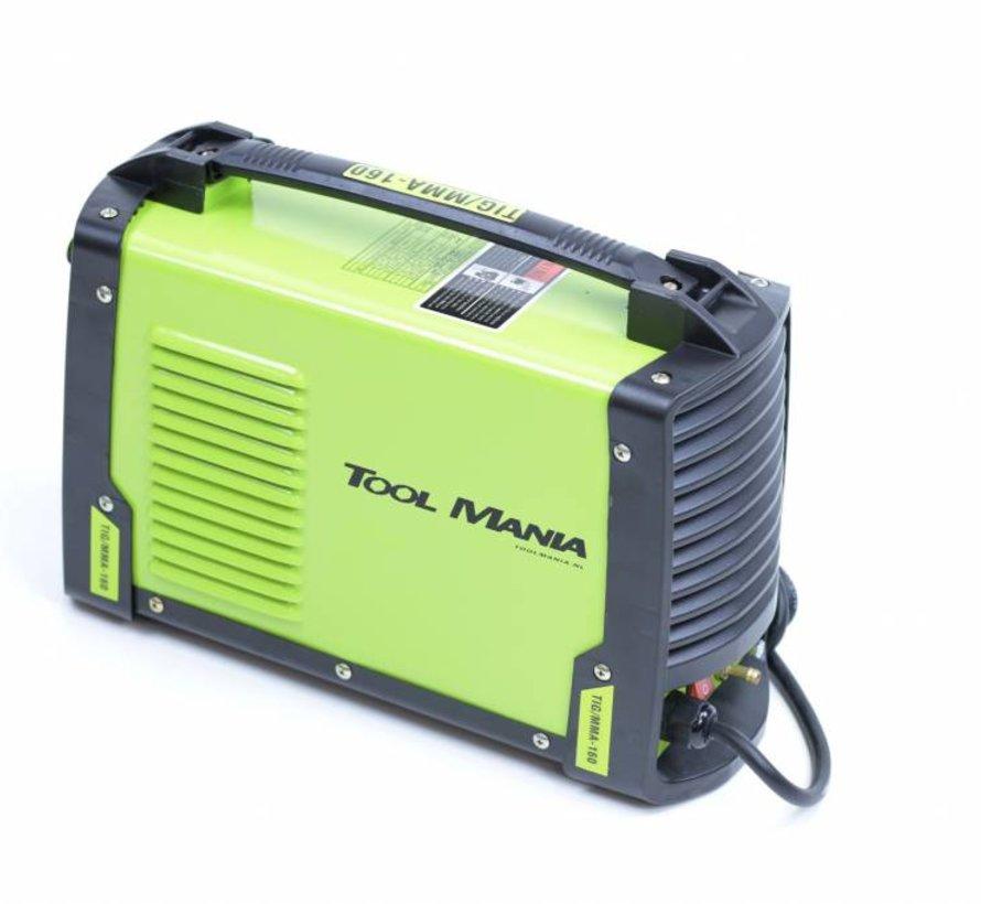 TM 180 TIG / MMA Welding machine with Digital Display