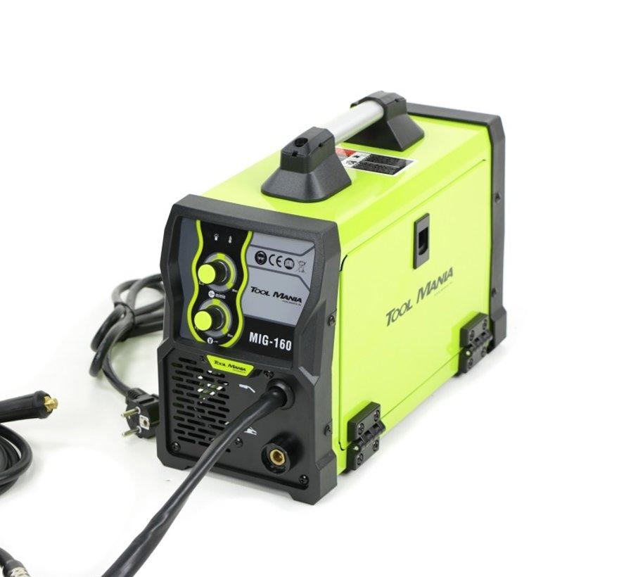 TM MIG - MAG 160 Schweißgerät mit IGBT-Technologie